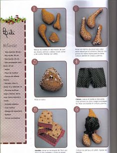 Album Archive - Muñequeria Country No. Xmas, Christmas, Gingerbread Cookies, Lily, Album, Hand Crafts, Couture, Christmas Crafts, Baby Dolls
