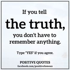 If you tell the truth, you don't have to remember anything. - Mark Twain #psychicreadings #psychics #psychic #psychicmedium