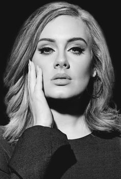 Adele...Picture PERFECT!!  <3
