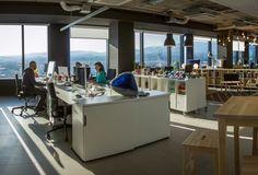 Grey Entourage's office in Zagreb