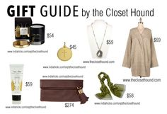 """Gift Guide"" by theclosethound on Polyvore featuring India Hicks"