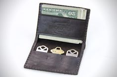 Bronxton The Key Wallet