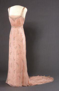 Evening Dress, ca. 1934