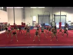 Bruno Mars dance warm up - YouTube