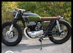 Honda CB 350 par David