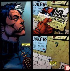 Jason Todd - Encyclopédie DC Comics   DCPlanet.fr