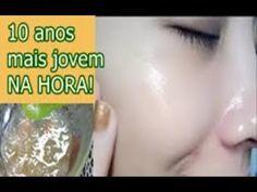 ESTICA PELE NA HORA! O Melhor para RUGAS, MANCHAS E FLACIDEZ da PELE! - YouTube