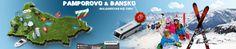 Bulgaristan kayak turu Pamporovo - Bansko 2016 kış sezonu reklamı