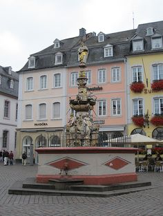 Trier, Germany - Visited here several times, my favorite city in the area. I was stationed at Birkenfeld AFB 1962 - 1965 Beautiful Places To Visit, Oh The Places You'll Go, Places To Travel, Places Ive Been, Time In Germany, Germany Castles, Hamburg Germany, Adventure Is Out There, Germany Travel