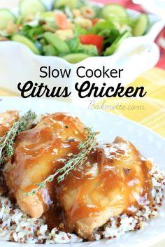 Slow Cooker Citrus C