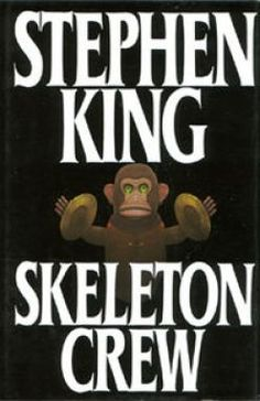 Skeleton Crew Stephen King Book 1985 Original Print Hardcover Edition w DJ Books To Read, My Books, Stephen King Movies, Steven King, Horror Books, Film Music Books, Book Authors, Great Books, Book Lists