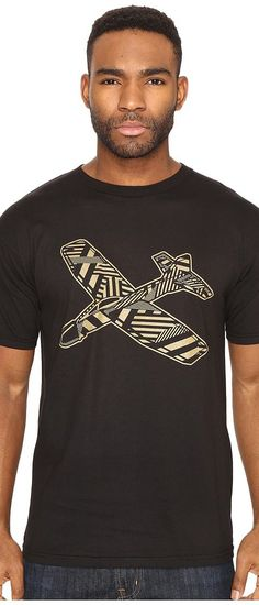 Benny Gold J. Filipow Guest Artist Glider T-Shirt (Black) Men's T Shirt - Benny Gold, J. Filipow Guest Artist Glider T-Shirt, HO16015, Apparel Top Shirt, T Shirt, Top, Apparel, Clothes Clothing, Gift, - Street Fashion And Style Ideas