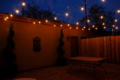 Led Outdoor Patio String Lights String Patio Lights Are
