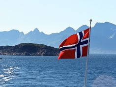 National Day Of Norway In May By Tamara Sushko Norwegian Flag Norway Flag Norway