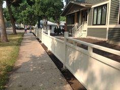 Deck, Street, Outdoor Decor, Home Decor, Front Porch, Decks, Interior Design, Home Interior Design, Walkway