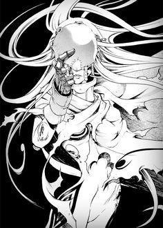 The Wretched Egg Deadman Wonderland Manga Art, Anime Manga, Anime Art, Drawing Reference Poses, Dark Anime, Dead Man, I Love Anime, Fantasy, Anime Characters