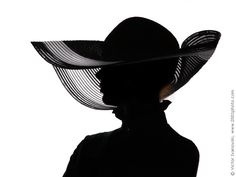 Gallery For > Woman With Hat Photography