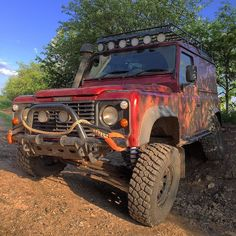Need a bigger bank to crash into! Still not even out the cones yet  #landrover #landy #landroverdefender #defender #defender90 #d90 #ninety #300tdi #lifted #liftedtrucks #liftedlife #winchbumper #snorkel #mantec #beast #onelifeliveit #offroaders #offroadnation #offroad #axletwist #articulation #articulationnation by samchedgy Need a bigger bank to crash into! Still not even out the cones yet  #landrover #landy #landroverdefender #defender #defender90 #d90 #ninety #300tdi #lifted…