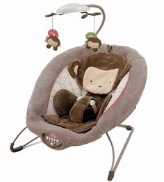 Bouncy Seats, Infant Seats, and Activity Seats for Babies