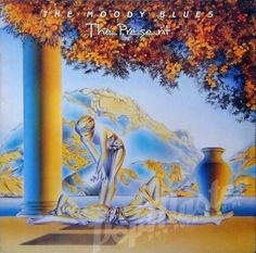 The Moody Blues The Present  TXS 140