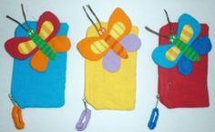 Monedero tela mariposa Comercio Justo (intermón Oxfam)  http://www.elbaobabverde.com/comercio-justo/product181