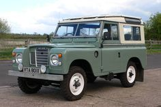 1982 Land Rover Series 3 88 Inch Safari For Sale by Auction