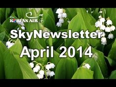 April 2014, Korean Air Monthly Video Newsletter [HD]