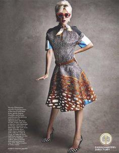 Balenciaga Spring Summer 2012 Editorial
