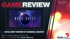 HP Game Review | Nova Drift by General Gravey #novadrift Hp News, Nova, Games, Gaming, Plays, Game, Toys