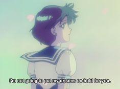 sailor mercury speaks words of wisdom Sailor Moon Usagi, Sailor Saturn, Sailor Moon Art, Sailor Neptune, Sailor Moon Crystal, Sailor Mars, Sailor Moon Aesthetic, Aesthetic Anime, Sailor Moon Quotes