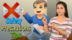 Safety Precautions Tips, Vianet Health, Safety for electronics Item.