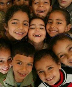 Chicos egipcios