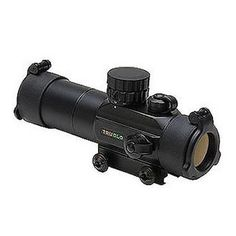 Tru-Glo TG8030GB Gobble Stopper 1x30 Red Dot Sight Dual Color Illuminated