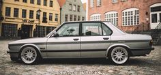 Classic Car News Pics And Videos From Around The World E28 Bmw, Bmw Alpina, Volkswagen Jetta, Bmw E30 Stance, Bmw Vintage, Bmw Classic Cars, Bmw Love, Old School Cars, Bmw 5 Series