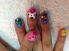 Farm animal nails
