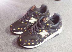 728a8175178e5 Women New Balance 580 NB580 Shoes 2014 limited MT580 flower  Intersperse