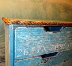 Completely Coastal: 22 Ideas to Makeover a Dresser Coastal, Beach & Nautical Style