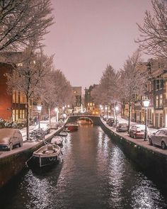 Hi, I'm Gabriel, a photographer based in Amsterdam, The Netherlands. Below you can see a small part of the snowy moments from the most famous places in Amsterdam - Dec Amsterdam Winter, Amsterdam City, Amsterdam Netherlands, Napoleon Hill, Bangkok, Amsterdam Photography, Destinations, Road Trip, Water Photography