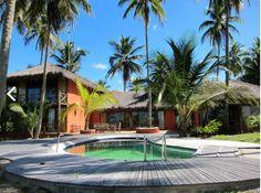 Interior da Bahia, Brasil. Bela casa em condomínio fechado à venda.