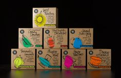Teahouse Exclusives - Everyday Line on Packaging of the World - Creative Package Design Gallery