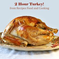 how to cook a 6 lbs turkey
