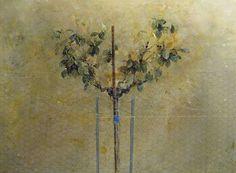 """""""Rosal"""" del artista Florencio Galindo - NOLDE, Galería Navacerrada, Madrid"""
