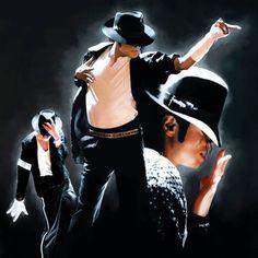 Michael Jackson:)