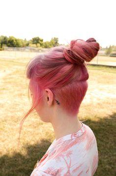 Hair by Amelia Hart // Pravana Vivids