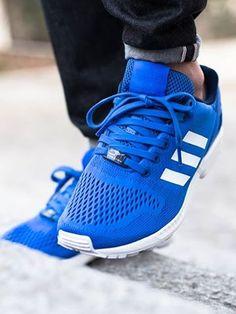 adidas ZX Flux: Blue  Siga/ Follow>>>> https://www.pinterest.com/paraguaiooh/ https://www.facebook.com/paraguaiooh http://caixadepresente.tumblr.com/ https://twitter.com/?lang=pt