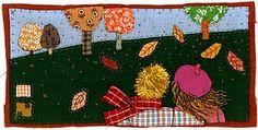 textile picture by Sharon Blackman - sharonblackman.blogspot.com