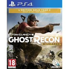 Tom Clancy's Ghost Recon : Wildlands - Gold Edition Year 2 Xbox One - Taille : Taille Unique Lego Disney, Disney Pixar, Tom Clancy's Ghost Recon, The Division, Infamous Second Son, Game Design, Combat Rapproché, Playstation, Instant Gaming