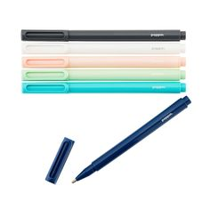 Must-Have Office Accessories — the artful ambler Small Chalkboard, Liquid Chalk Markers, Stationary School, Pen Shop, Pencil Cup, Container Store, Rollerball Pen, Mechanical Pencils, Office Accessories