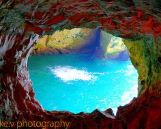 Rosh HaNikra Grotto, Rosh HaNikra, Israel.  This place is amazing!