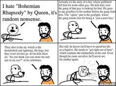 Bohemian Rhapsody - Queen - www.sharepx.com
